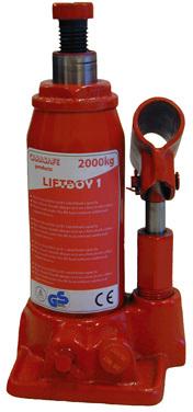 CRIC HYDRAULIQUE CAMPING CAR - 4X4 - Cric hydraulique