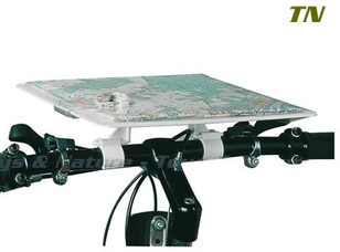 PORTE CARTE VTT VELO ORIENTABLE SILVA CARTE PLAN ORIENTATION