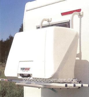 Le camping car passe partout bricolage coffre de for Porte bagage 60kg