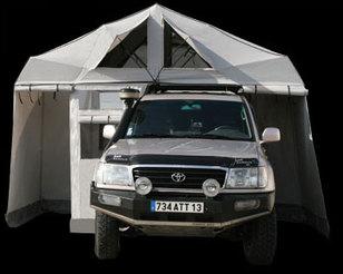 Tente De Toit Nomad 130 James Baroud Option Cabine De