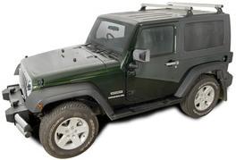 barres de toit jeep wrangler jk 2p accessoires rando equipement. Black Bedroom Furniture Sets. Home Design Ideas