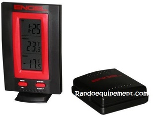 Thermometre pour refrigerateur engel digital interieur for Thermometre interieur exterieur sans fil