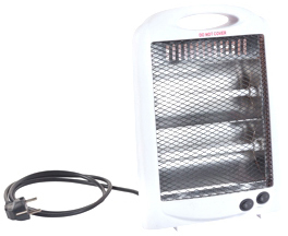 Radiateur quartz 230v chauffage sunny warm 30 camping - Radiateur electrique basse tension ...