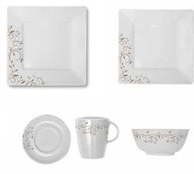 set vaisselle 20 pieces liana vaisselle camping car vaisselle melamine accessoires rando. Black Bedroom Furniture Sets. Home Design Ideas