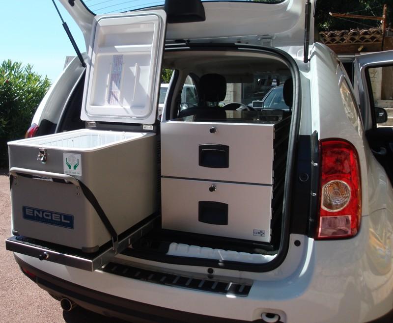 glissiere frigo tiroir coulissant pour refrigerateur car
