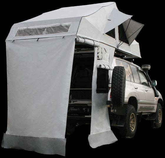 tente de toit nomad 130 tente de toit accessoires rando equipement. Black Bedroom Furniture Sets. Home Design Ideas