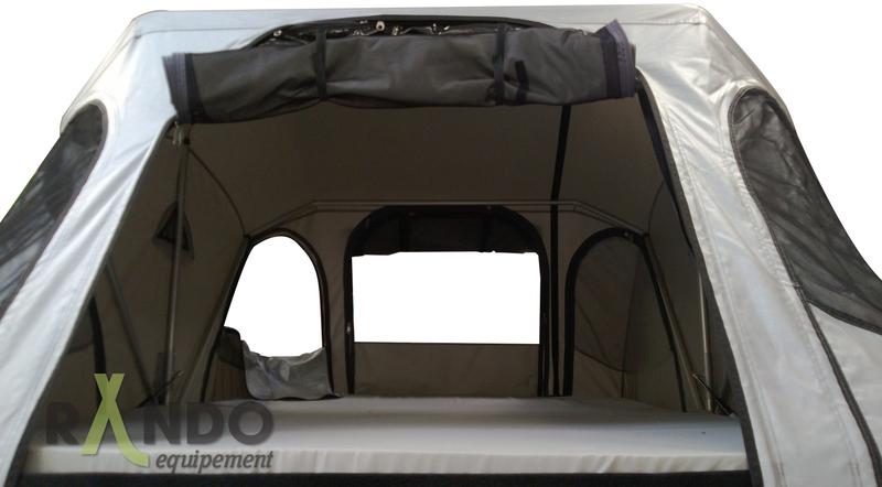 tente de toit tissus vision james baroud accessoires rando equipement. Black Bedroom Furniture Sets. Home Design Ideas