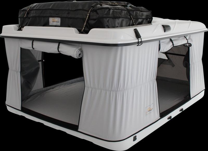 tente de toit james baroud vison evolution 2014 accessoires rando equipement. Black Bedroom Furniture Sets. Home Design Ideas