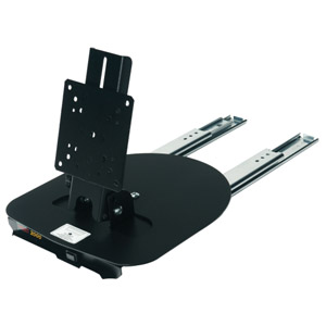 Support lcd a poser orientable et escamotable - Support tv escamotable ...