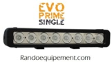 BARRE A LED et PHARE LED SUPER VISION EVO-PRIME OPTIMUS de VISION X (USA)