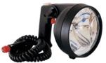 x PROJECTEUR A MAIN ETANCHE ampoule HALOGENE BATEAU 4X4 CAMPING 12 V