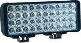 BARRE � LED DOUBLES - X�NON 30,50CM - PHARES 4x4 ET VOITURES