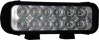 BARRE � LED SIMPLES - X�NON 22,86CM - PHARES 4x4 ET VOITURES