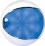 LAMPE EUROLED TOUCH BLANC-BLEU. BOITIER BLANC - Lampe euroled touch blanc/bleu