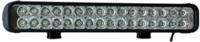 BARRE � LED SIMPLES - X�NON 45,72CM - PHARES 4x4 ET VOITURES