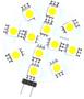 AMPOULE G4 12 LEDS
