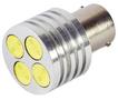AMPOULE BA 15S 4 LEDS