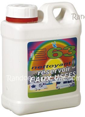 Nettoyant reservoir eaux usees wc chimique produit d - Produit wc chimique ...