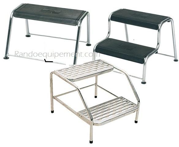 marchepieds camping car marchepied ind pendant tabouret. Black Bedroom Furniture Sets. Home Design Ideas