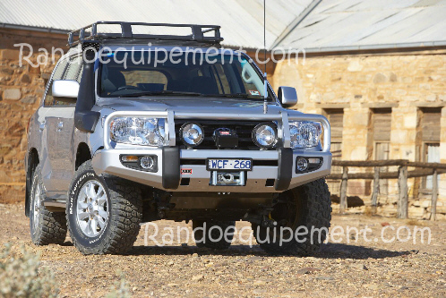 toyota vdj 200 pare chocs 4x4 winch bars arb accessoires. Black Bedroom Furniture Sets. Home Design Ideas