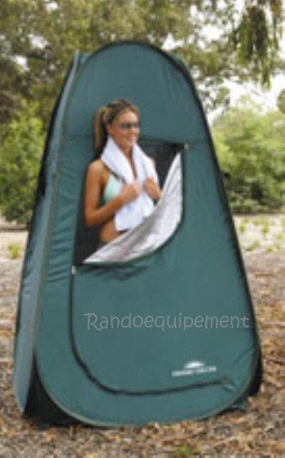 Cabine de douche shelter modele 125 x 125 promo accessoires rando equipement - Cabine de douche pour caravane ...