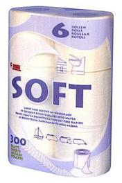 6 rouleaux fiamma soft papier hygi nique wc chimique. Black Bedroom Furniture Sets. Home Design Ideas