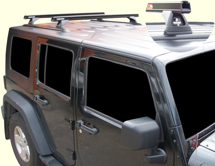 barres de toit jeep wrangler jk 4p accessoires rando equipement. Black Bedroom Furniture Sets. Home Design Ideas