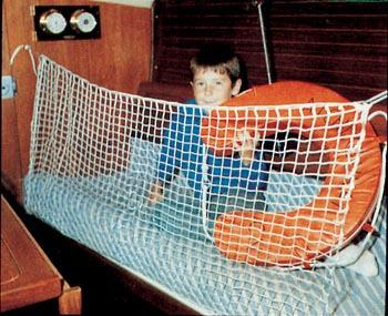 filet de protection 150 x 70 cm camping car et bateau filet de s curit accessoires rando. Black Bedroom Furniture Sets. Home Design Ideas