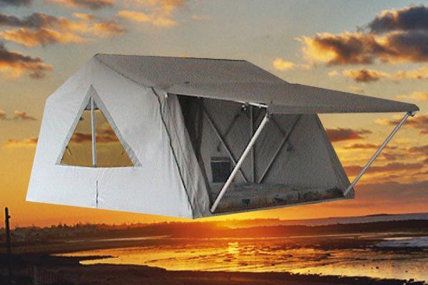 tente de toit tissus dune tente de toit james baroud accessoires rando equipement. Black Bedroom Furniture Sets. Home Design Ideas