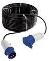 cable neoprene rallonge electrique 25 m tres accessoires rando equipement. Black Bedroom Furniture Sets. Home Design Ideas