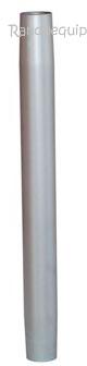 pied standard amovible tube conique aluminium anodise 700 pour pied de table accessoires. Black Bedroom Furniture Sets. Home Design Ideas