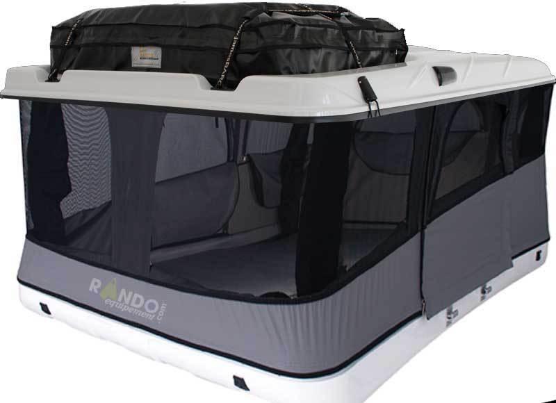 tente de toit james baroud grand raid xxl j baroud 4x4 accessoires rando equipement. Black Bedroom Furniture Sets. Home Design Ideas