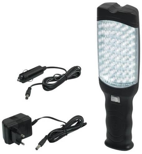 lampe torche led n on et batterie 12v 220 v james baroud accessoires rando equipement. Black Bedroom Furniture Sets. Home Design Ideas