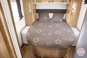 lit tout fait 140 210 mandala accessoires rando equipement. Black Bedroom Furniture Sets. Home Design Ideas
