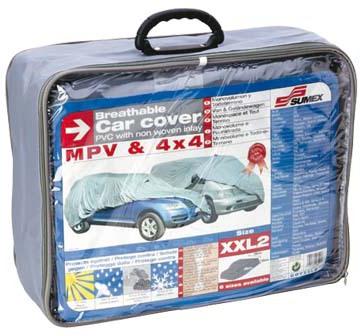 Housse de voiture xxl3 pour 4x4 accessoires rando for Housse pour voiture