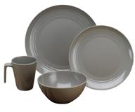set vaisselle 16 pcs seramika latte vaisselle camping car vaisselle melamine accessoires. Black Bedroom Furniture Sets. Home Design Ideas