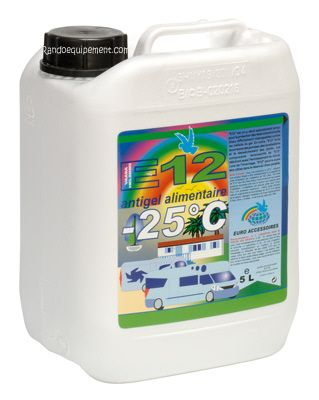 ANTIGEL ALIMENTAIRE -25° SPECIAL CAMPING CAR - Antigel alimentaire -25°