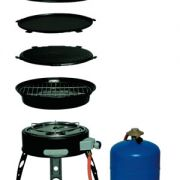 BARBECUE - GRILL - barbecue pour camping et bivouac