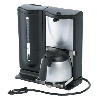 CAFETIERE ELECTRIQUE LUXE 8 TASSES 12V/200 W - 750 ML