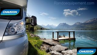 CHAUSSON CAMPING CARS OCCASIONS NICE-CARAVANES ET MOTORHOMES - Camping-cars
