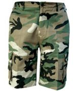 SHORT HOMME KRIBI CAMO VETEMENTS DE VOYAGE GLOBERRY