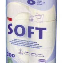 PAPIER TOILETTE FIAMMA SOFT - Papier hygiénique Fiamma wc chimique