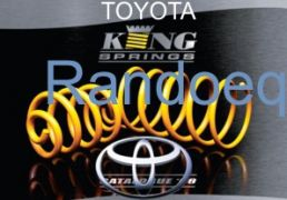 RESSORTS TOYOTA 4x4 KING SPRINGS Ressort de suspension rehaussé Toyota