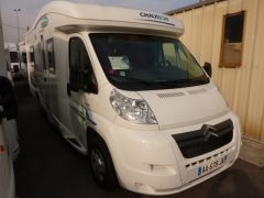 CHAUSSON ALLEGRO 96 OCCASION   - camping-car ALLEGRO 96 2008 CLIMATISE - 4/5/3