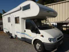CHAUSSON WELCOME 28 OCCASION 9 - camping-car WELCOME 28 2006  5/5/6 PLACES