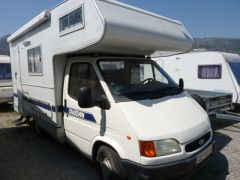 CHAUSSON WELCOME 15 OCCASION 7 - camping-car WELCOME 15 1997 CLIM  6/6/5 PLACES