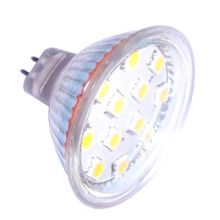 AMPOULE 15 LED MR16