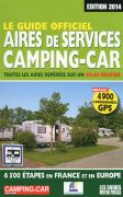 GUIDE AIRES DE SERVICES CAMPING CAR