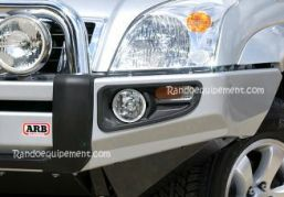 OPTION PHARES ANTIBROUILLARD ARB INTEGREE WINCH BARS ARB