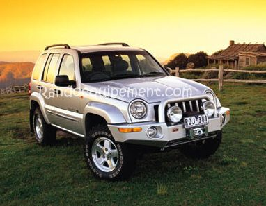 JEEP LIBERTY  KJ >05 PARE-CHOCS ARB 4X4 WINCH BARS